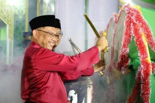 Buka MTQ ke-53 Tingkat Kota Medan, Plt Wali Kota Harapkan Generasi Muda Senantiasa Dekat Dengan AlQuran