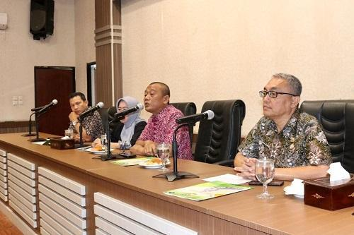 Dinas Pariwisata Fasilitasi Guru SMP se-Kota Medan Ikuti Pelatihan Tari Ahoi