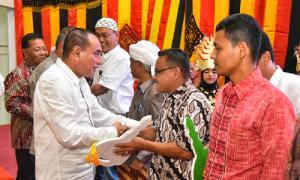 Hadiri Pra Musrenbang Zona Pantai Barat, Gubernur Sumut: Kerjakan yang Bermanfaat untuk Rakyat