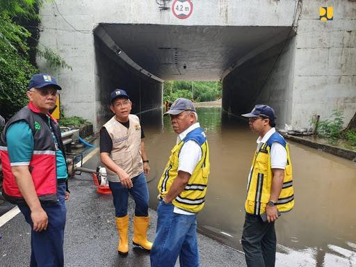 Menteri PUPR: Penanganan Banjir Harus Terintegrasi Dalam Satuan Wilayah Sungai Bukan Batasan Administratif