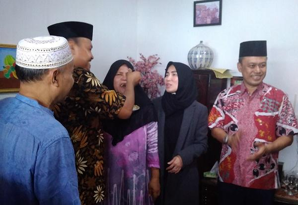 Ade Sandrawati Purba Ajak Wartawan Perangi Hoax