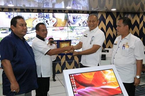 Belajar E-Government, DPRK Aceh Barat Kunker ke Pemko Medan