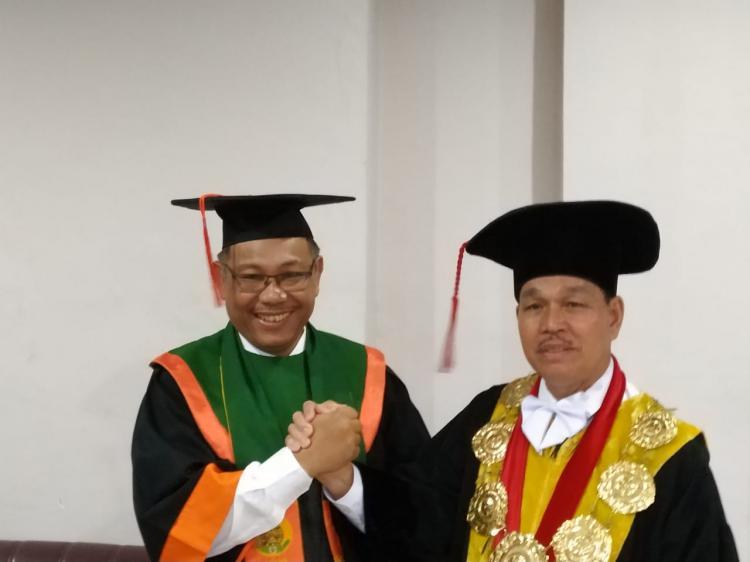 Bersama Lulusan, Akhyar Ajak 2.509 Alumni USU Aplikasikan Ilmu untuk Pembangunan