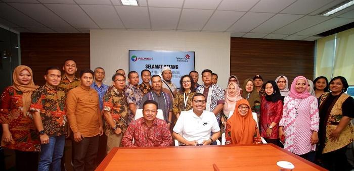 Pelindo 1 Latih Mitra Binaan di Belawan dan Kuala Tanjung