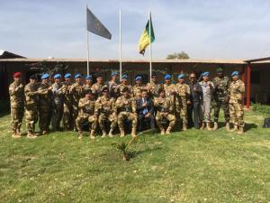 Kasum TNI Kunjungan Kerja ke Mali Afrika Barat, Tingkatkan Diplomasi Militer