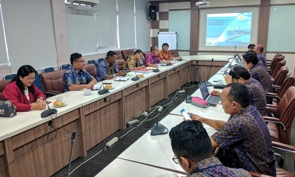 Majukan Pariwisata, Wabup Samosir Lakukan Audiensi dengan GM PT PLN Wilayah Sumut