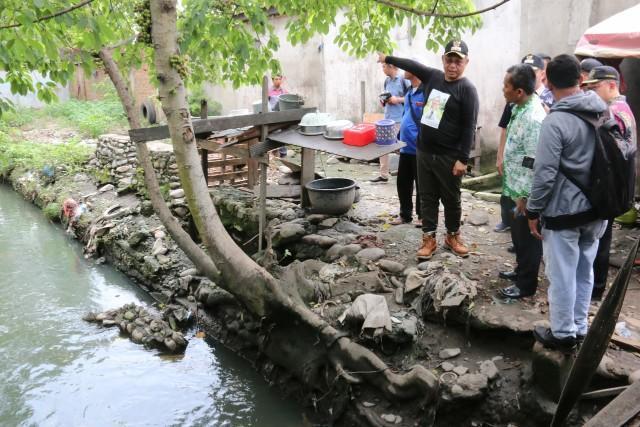 Plt Wali Kota Medan Perintahkan Dinas PU dan OPD Terkait Lakukan Normalisasi Parit Bengkel