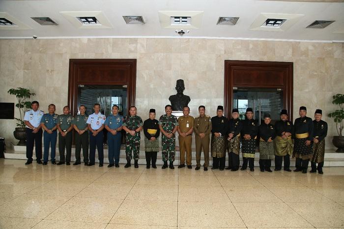 Panglima TNI Bakal Terima Gelar Dato Sri Satria Digjaya Negara dari Lembaga Adat Melayu Riau
