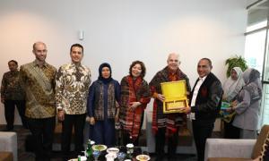 Gubernur Harapkan Dubes AS Bantu Promosikan Sumut ke Internasional