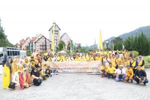 Dosen dan Pegawai Unpab Kunjungan Muhibah ke Malaysia