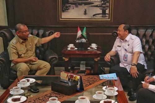 Plt Walikota Medan Sambut Baik Pelatihan Kerajinan Yang Digelar BNN RI