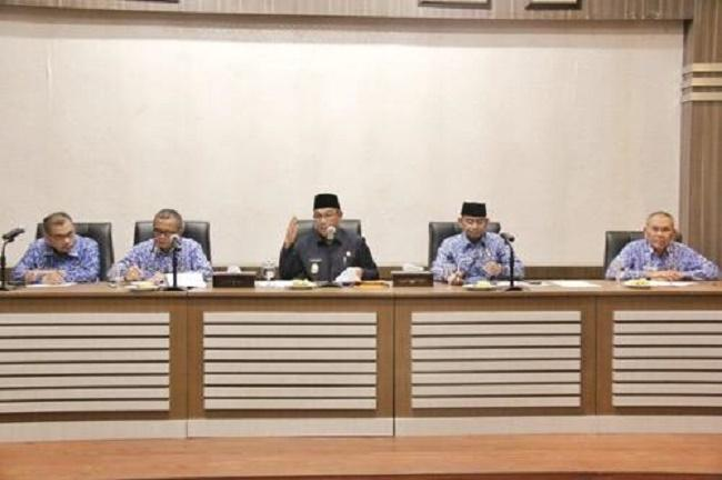 Plt Wali Kota Medan Minta OPD Agar Susun Program Kerja Tepat Sasaran