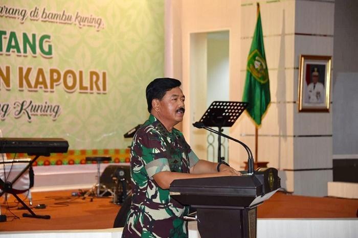 Panglima TNI Sebut Karhutla di Riau Dipicu Faktor Manusia dan Alam