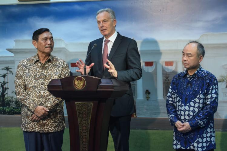 Tony Blair: Ibu Kota Baru Sangat Perhatikan Masalah Lingkungan dan Pertumbuhan Ekonomi