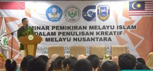 Kerjasama dengan Malaysia, Unimed Bahas Peran dan Perkembangan Melayu