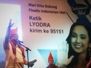 Hadiri Nobar Grand Final Indonesian Idol, Plt Wali Kota Medan Ajak Warga Dukung Lyodra Ginting