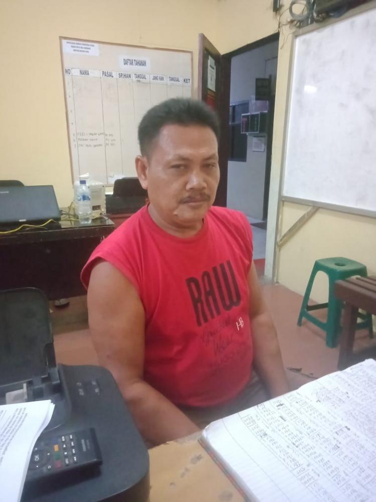 Polsek Batang Kuis Ciduk Jurtul Judi Togel