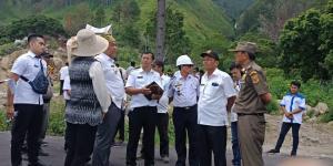 Bupati Dairi Minta Seluruh OPD Bersinergi Maksimalkan Potensi Wisata Air Terjun Siringo