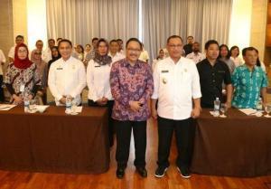 Arsip Nasional RI Apresiasi Kerja Pemko Medan, Persiapkan Satu Data Indonesia