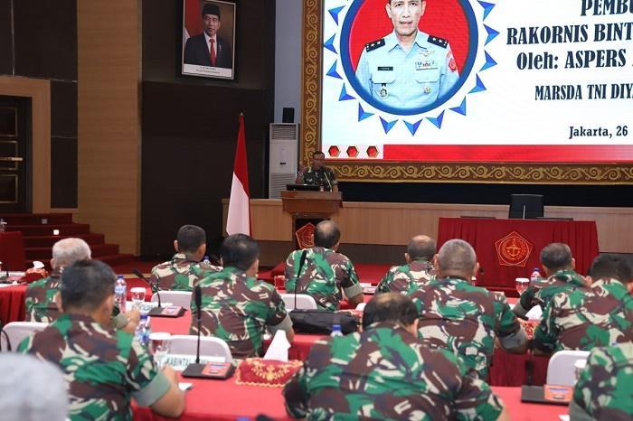 Rakornis Bintal TNI 2020, Wujudkan Prajurit TNI Bermental Tangguh