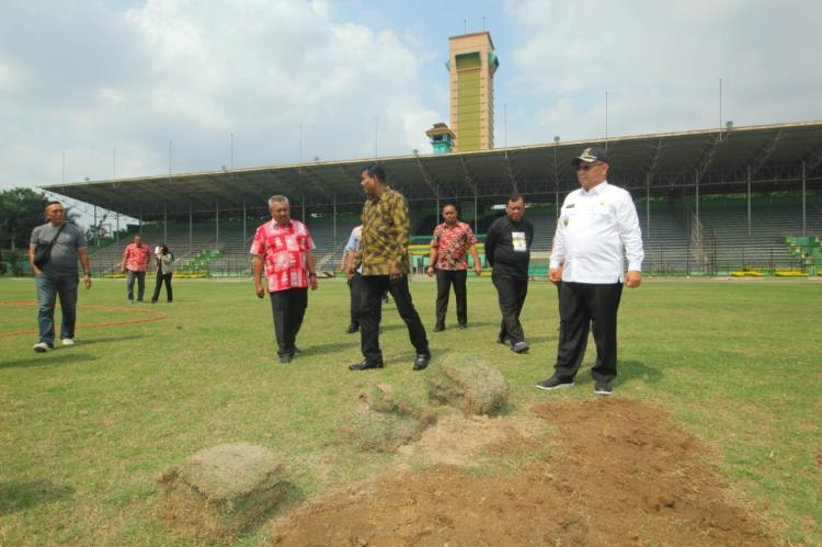 Revitalisasi Stadion Teladan, Akhyar Serukan PSMS Harus Kembali Berjaya