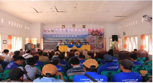 Pemberdayaan Petani Sawit, Pemkab Tapsel Jalin Kerjasama dengan CI Indonesia dan Unilever