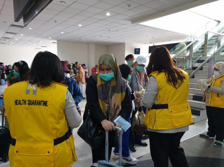 Imigrasi Terapkan Larangan WN China Masuk Melalui Bandara Kualanamu