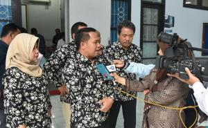 Rektor Unimed Himbau Agar Siswa yang Eligible Segera Mendaftar SNMPTN