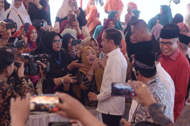 Apresiasi Progres Pembangunan Jalan Tol, Presiden: Masyarakat Aceh Ingin Infrastruktur Segera Selesai