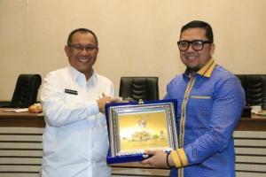 Blanko E-KTP Kosong, Komisi II DPR RI Datangi Kantor Wali Kota Medan