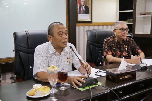 Plt Wali Kota Medan Minta Seluruh OPD Persiapkan Maksimal Stand Pemko Medan di Sumut Fair