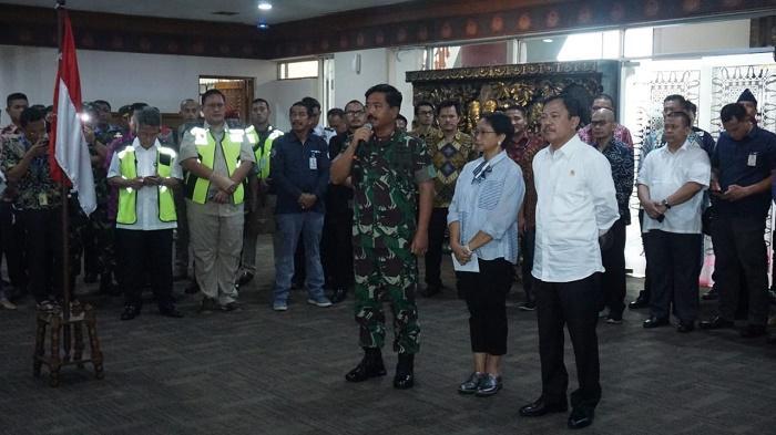 Panglima TNI Sebut Natuna Jadi Tempat Isolasi WNI dari Wuhan, China
