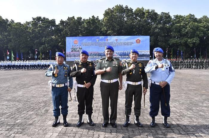 POM TNI Gelar Operasi Gaktib dan Yustisi Tahun 2020