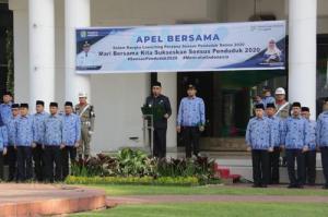 Plt Wali Kota Medan Ajak Partisipasi Masyarakat Ikuti Sensus Penduduk Online 2020