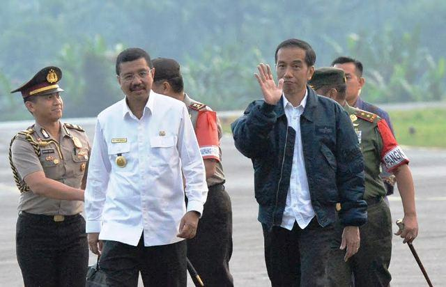 Berkunjung ke SMAN 1 Matauli Pandan, Awali Kunjungan Kerja Presiden di Sumatera Utara