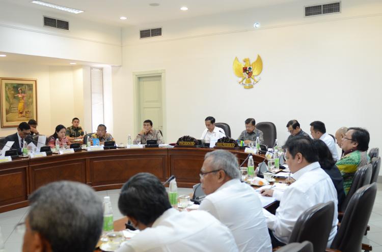 Presiden Jokowi Minta Perbaikan Sistemik Penyeberangan Bakauheni-Merak