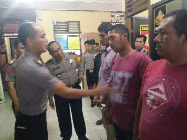 Bawa 13 Kg Sabu dan 20 Ribu Butir Ekstasi, Tiga Warga Aceh Diamankan di Labuhanbatu Utara