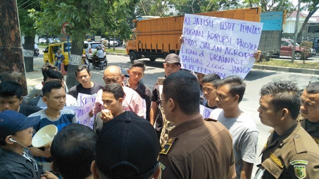 LSM Garda Sumut Pertanyakan Kasus Dugaan Korupsi di Dinas Pertanian Provsu