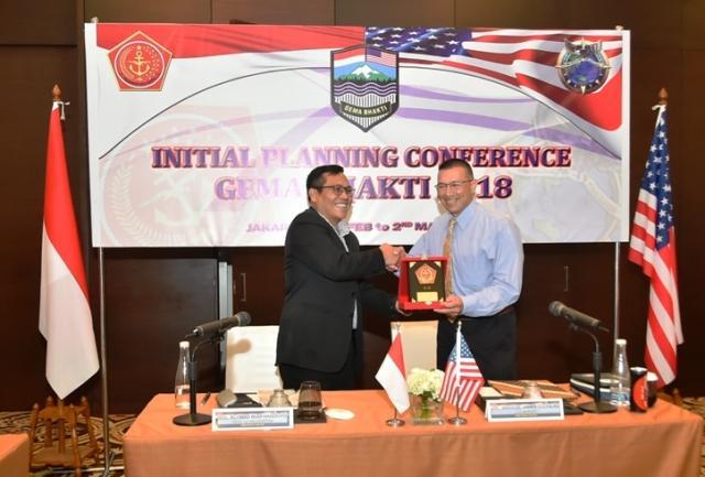 IPC Gema Bhakti 2018 TNI-USPACOM Resmi Ditutup