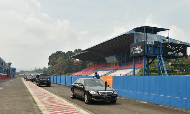 Presiden Jokowi Dukung Rencana Penyelenggaraan Moto GP di Sirkuit Sentul