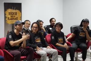 """MSH Films Syuting Perdana Film """"Rocker Balik Kampung"""""""