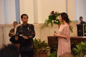 Presiden Jokowi: Bukan Sekadar Dinikmati, Musik Harus Dijaga Keberadaannya