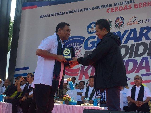 Pemkab Deli Serdang Terima Bantuan Pendidikan Senilai Rp739,6 Milyar dari Kemendikbud RI