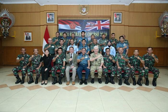 Kapuspen TNI: Pelatihan MOC Tentang Peran dan Fungsi Penerangan Secara Komprehensif