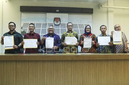 Tidak Laporkan Dana Kampanye, 11 Parpol Batal Ikut Pemilu di Sejumlah Kabupaten/Kota dan Provinsi