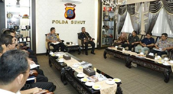 Pemilu 2019, KPU Sumut Minta Bantuan Khusus Pengamanan di Kepulauan Nias