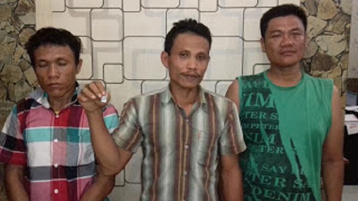 Polres Asahan Amankan 2 Pemakai dan 1 Pengedar Narkoba di Pasar Lama Kisaran
