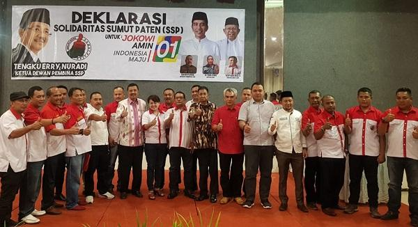Tengku Erry Nuradi: Jangan Takut Berjuang untuk Jokowi