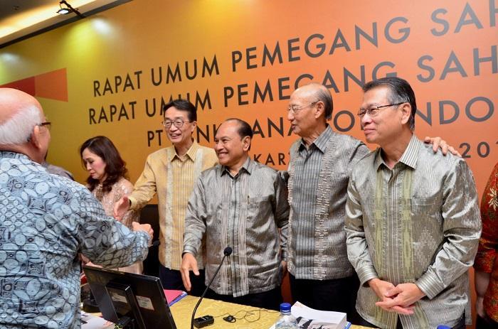 RUPS Danamon Setujui Rencana penggabungan Bank Danamon dan BNP