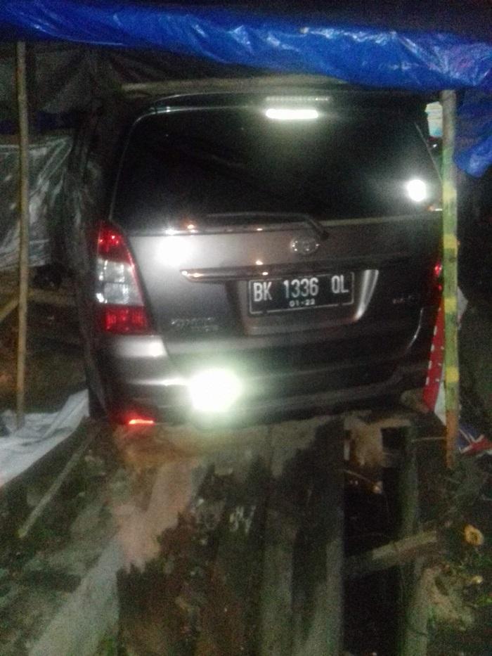 Perawat RS Adam Malik Tewas Ditabrak Kijang Innova di Jalan Jamin Ginting